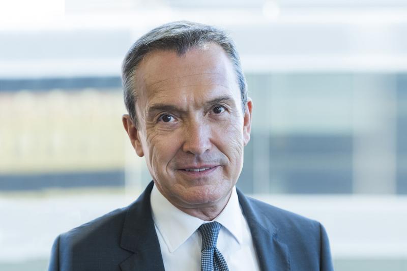 Juan Carlos Gallego, presidente de Microbank