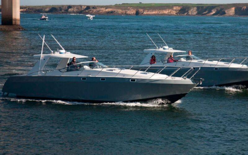 barcos de aluminio naval de moggaro.