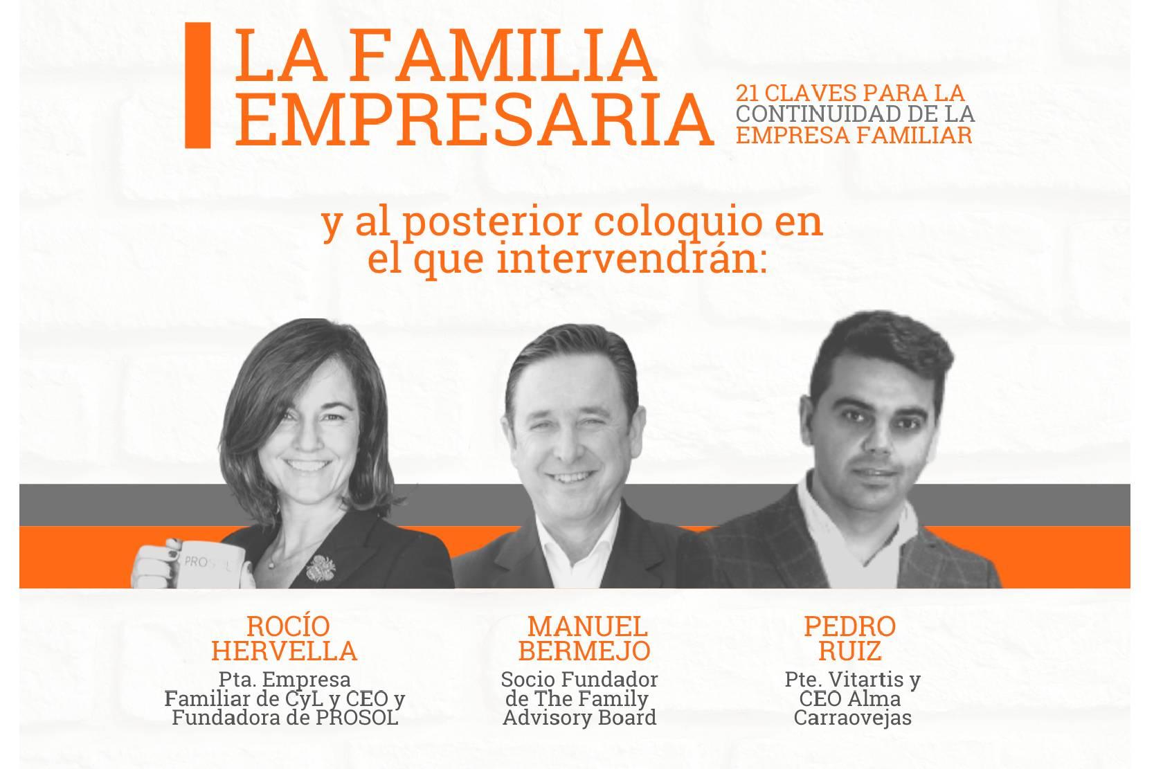 Presentación del libro 'La familia Empresaria'