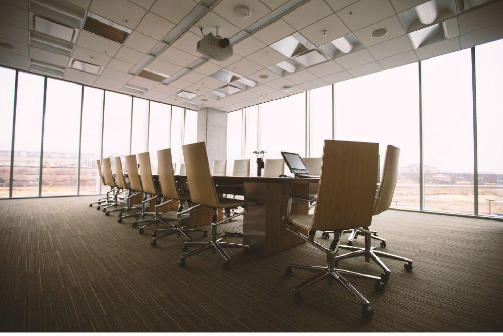 sala reuniones empresa