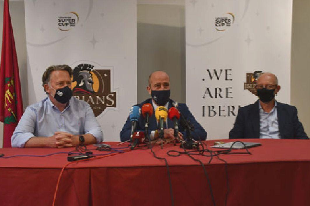 presentación castilla y león iberians rugby