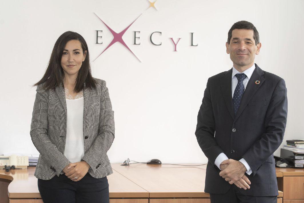 Directora y presidente de Execyl