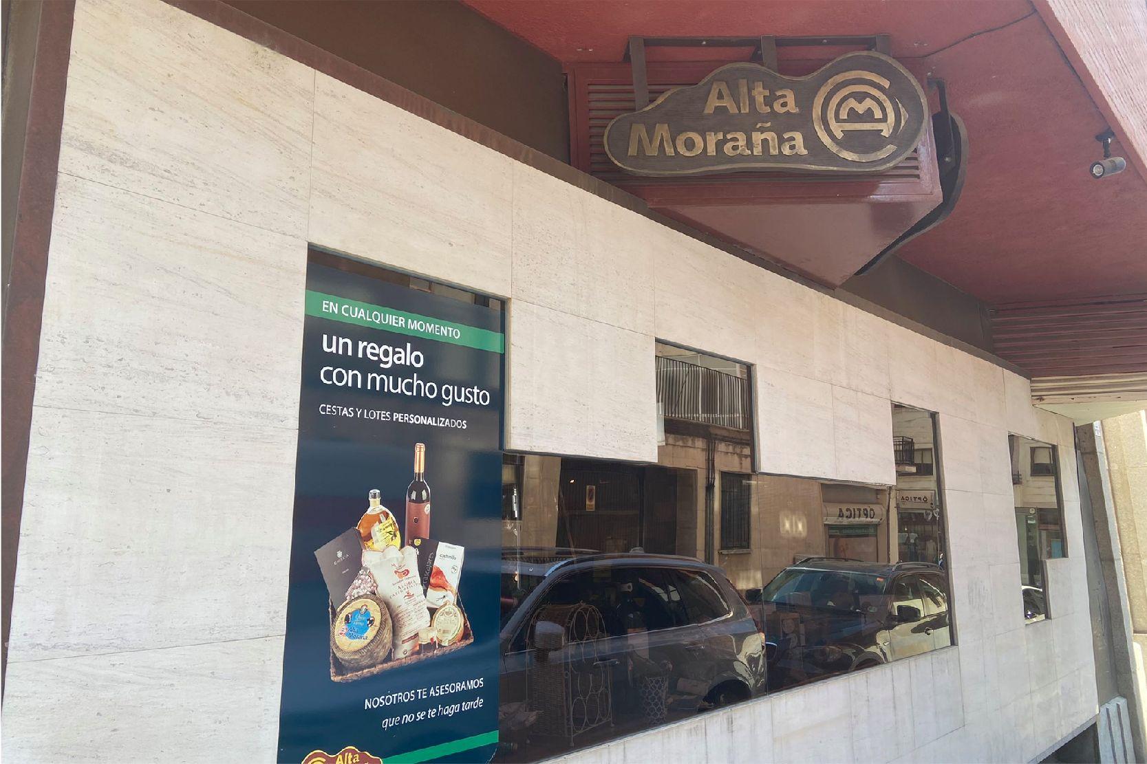 Tienda de Alta Moraña en Ávila.