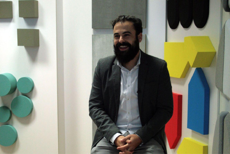David Gay Esteban, responsable de Innovación y Comunicación de Absotec.