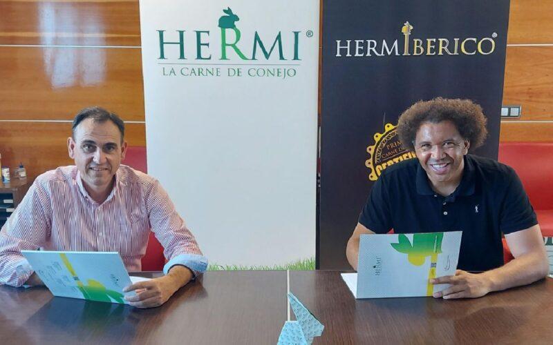 Santiago Miguel, de Hermi; y Benjamín Zarandona.