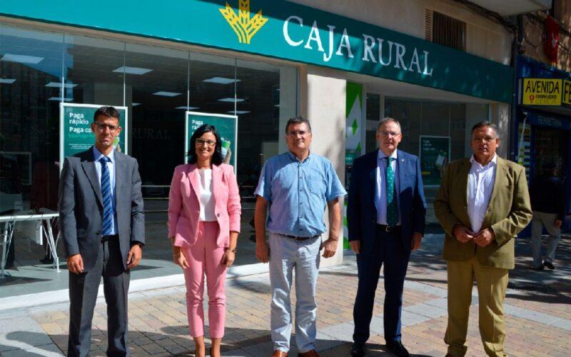 Caja Rural de Salamanca.