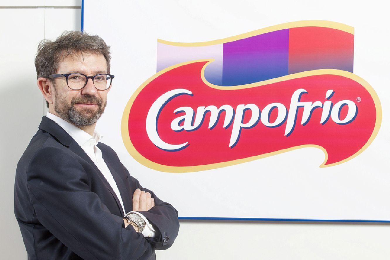 Javier Dueñas, CEO de Campofrío.