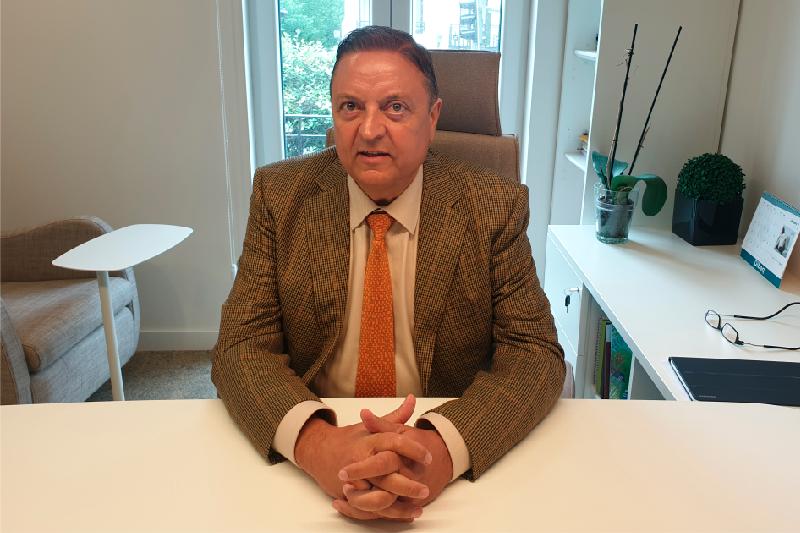 Carlos Tejedor, presidente del Grupo Tejedor Lázaro