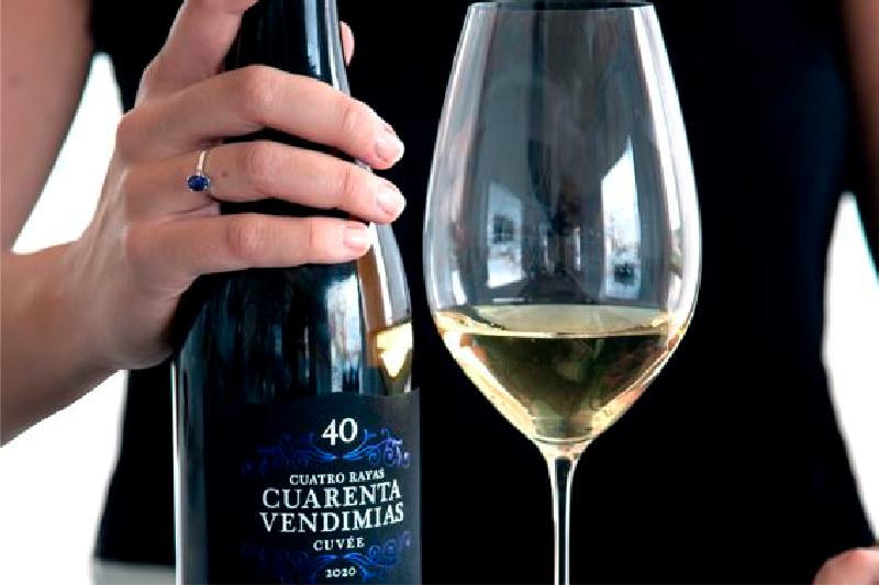 Cuarenta Vendimias Cuvée 2020 Gran Vino de Rueda