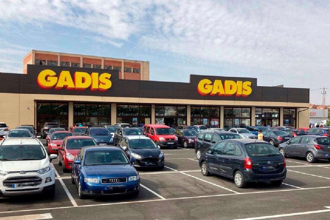 Nuevo supermercado Gadis en Valladolid.