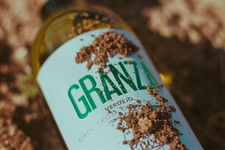 vino ecológico Granza Verdejo, de Bodegas Familiares Matarromera.