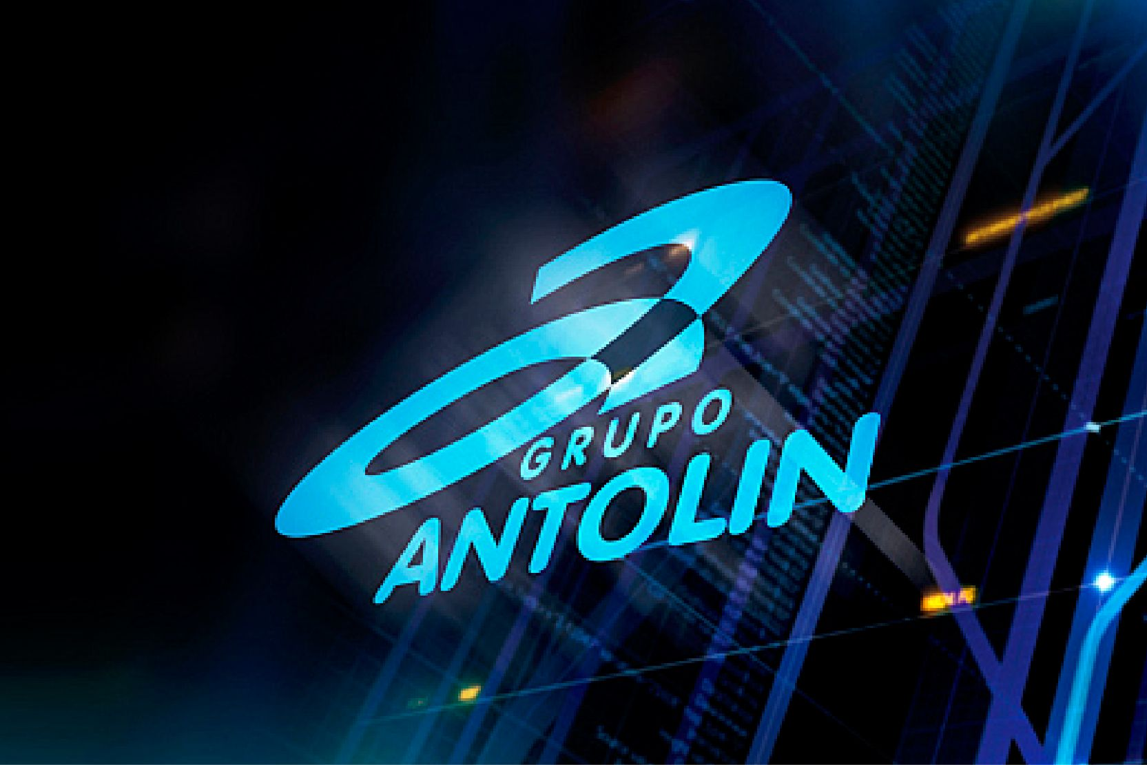 Logo de Grupo Antolín.