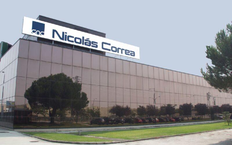 Sede de Grupo Nicolás Correa en Burgos.