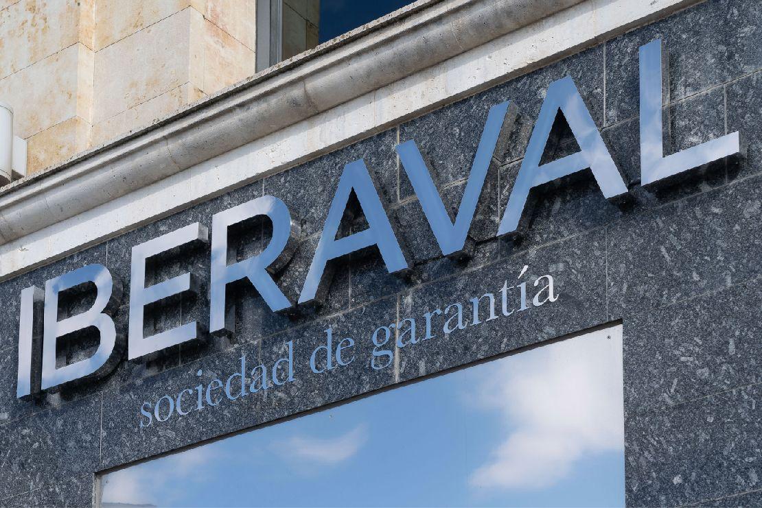 Sede de Iberaval en Valladolid.