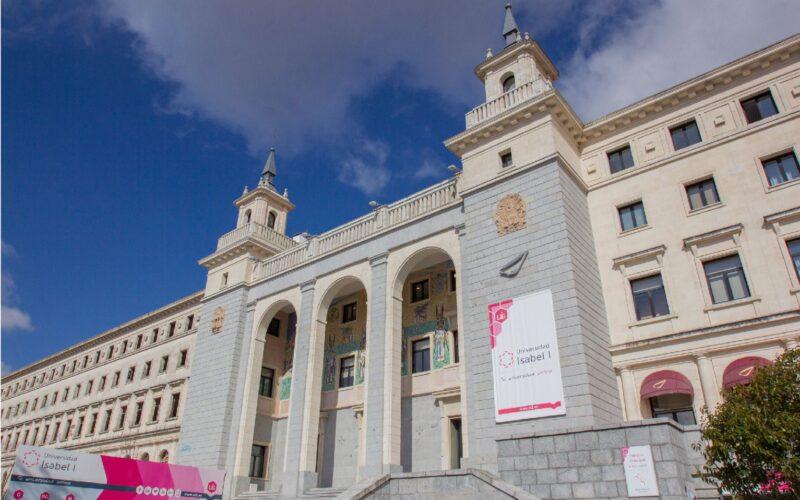 Sede de la Universidad Isabel I en Burgos