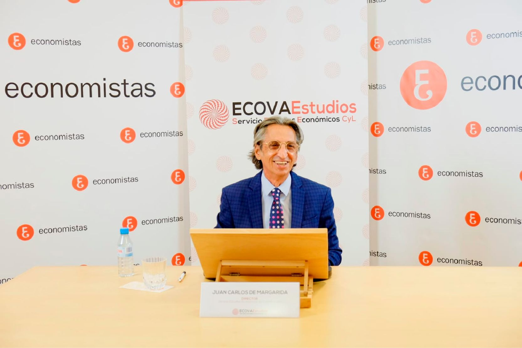 Juan Carlos de Margarida, presidente de Ecova.