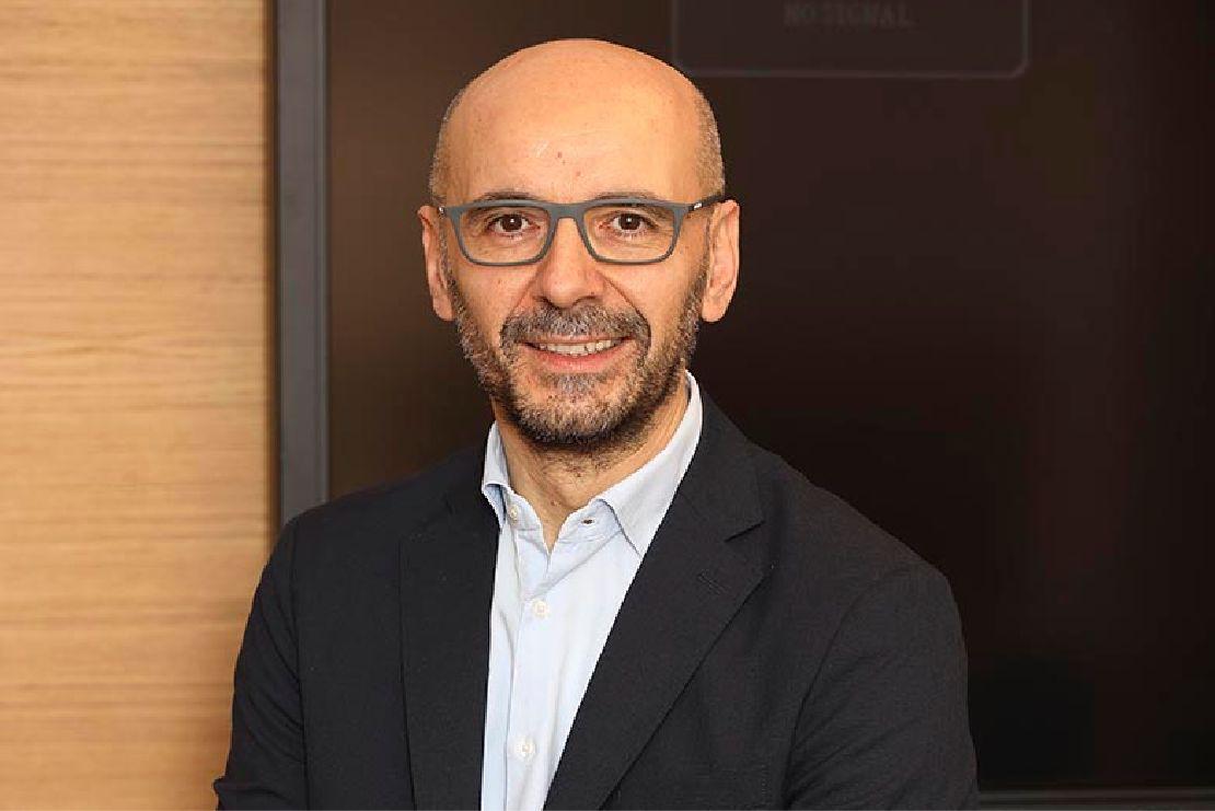 Massimo Reale, director general de Solunion en España.