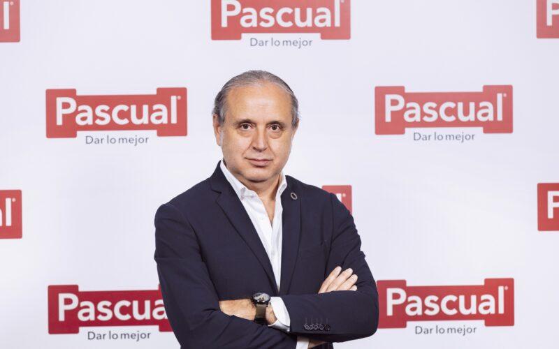 Óscar Hernández, director de Asuntos Públicos y Comunicación en Pascual