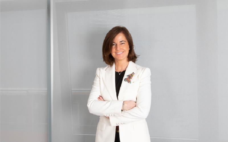 Rocío Hervella, presidenta de EFCL