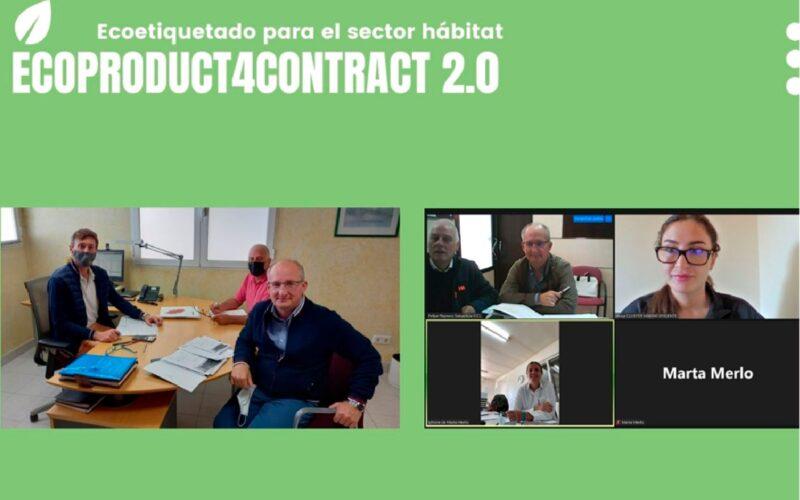 Reunión de Socios de Contract de Aeice.