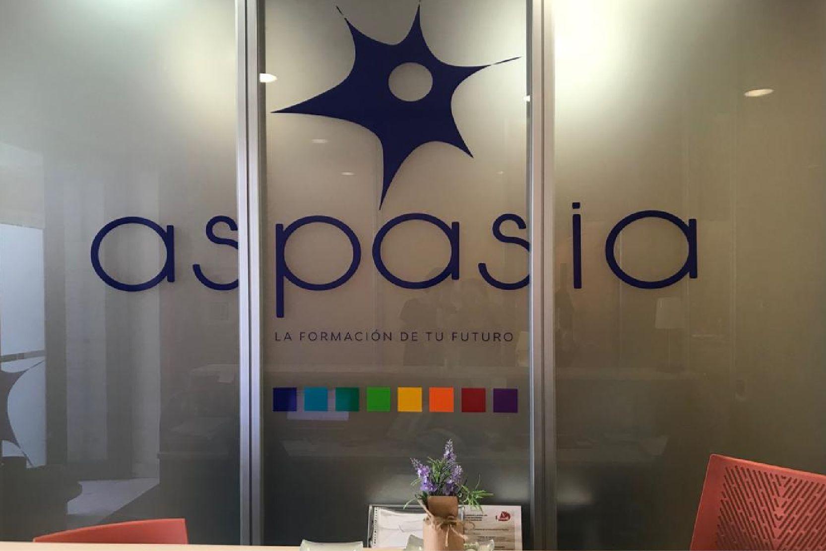 Instalaciones de Aspasia.