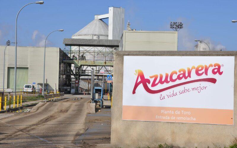 Fábrica de Azucarera en Toro.