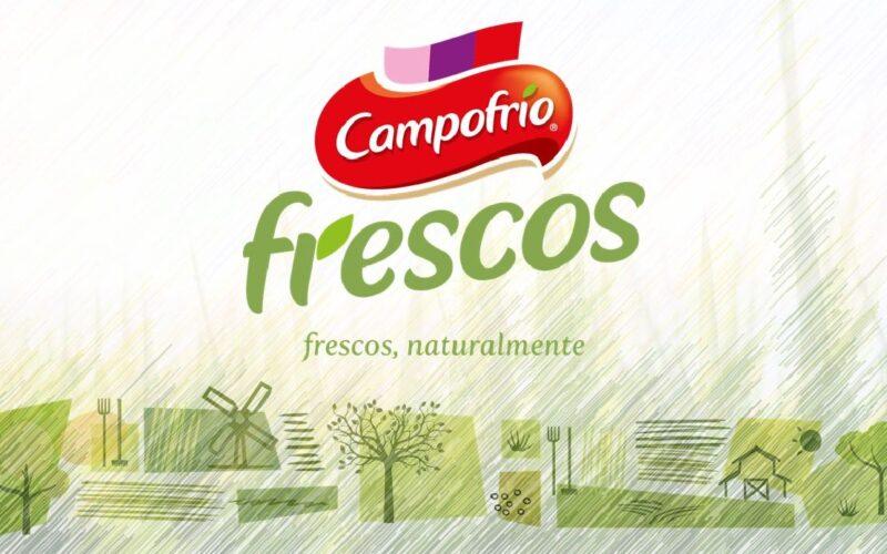 Nueva imagen de Campofrío Frescos.