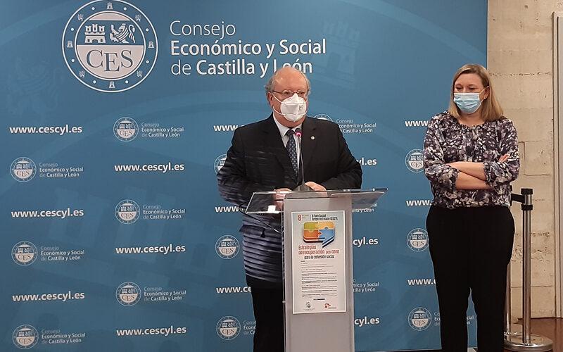 Enrique Cabero y María Isabel Blanco