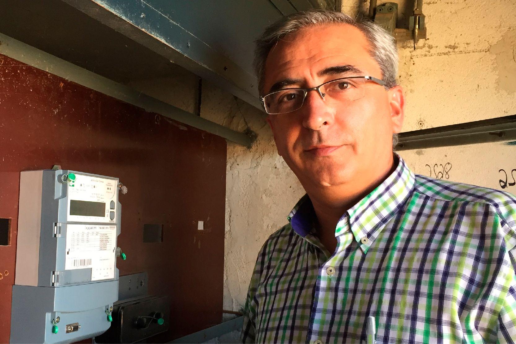 Jesús Ángel García, director de Ingeniería Garmon