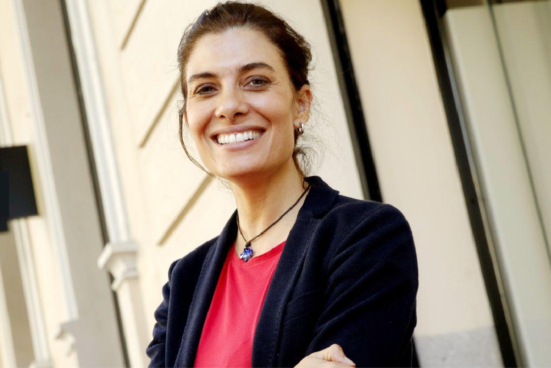 Beatriz Navarro, directora de Marketing de la marca Renault en España y Portugal.