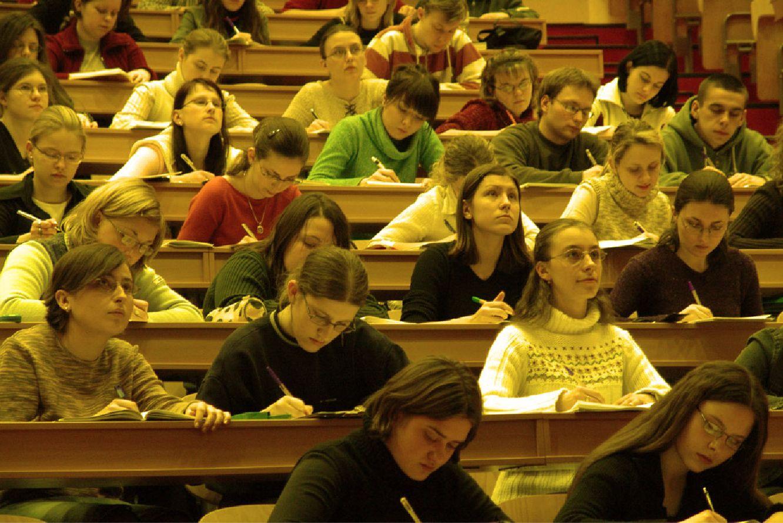 estudiantes univesitarios